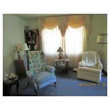 Custom Made Drapes will also be For Sale T/O Home...