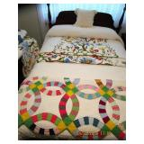 40 Plus Hand-made Quilts
