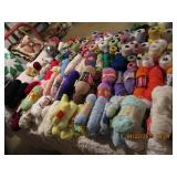 Yarn, Quilting items, notions, sewing machines, etc...