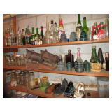 Vintage/Antique Bottle Collection