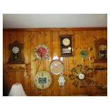Clock Collection in Den Area