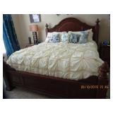 "King Size Bed..""Elegant"" & Quality Furniture"
