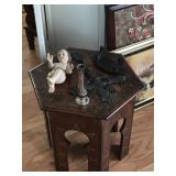Infant Jesus  nice inlayed table