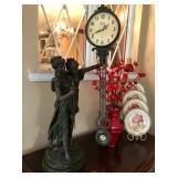 Crosa Quartz Cast Pendulum Clock