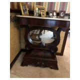 Fine Classical Pier Table - Marble Top