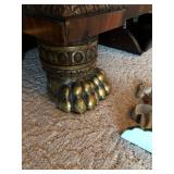 China Cabinet Paw Foot