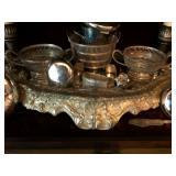 Antique Silver & Silver Plate