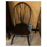 Brace Back Chair Attributed to Wallace Nutting