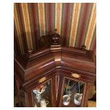 Large Cuban Partagas Humidor - Revolves with Table