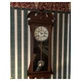 Working! Waterbury Wall Clock