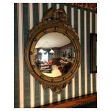 Eagle Porthole Mirror