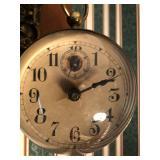 Antique Mariners Pendant Clock