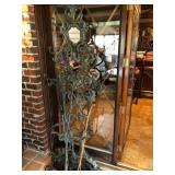 Victorian Wrought Iron Coat Tree