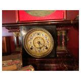 Gilbert Marble Parlor Clock