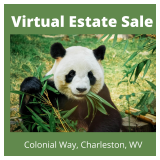 Virtual Estate Sale - Colonial Way, Charleston