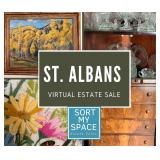St. Albans Virtual (Online)  Estate Sale
