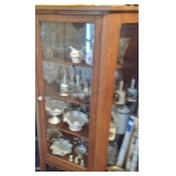3-Panel Tall China Hutch