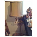 Handsome Swivel Arm Wall Lamp