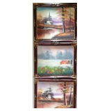 Small Rectangular Paintings