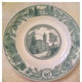 University of Maine Wedgewood Plate