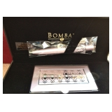 Bombay Pink Pen and Business Card Set -NIP