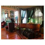 OUTSTANDING ESTATE SALE WITH FINE ART, ANTIQUES, ANTIQUE FURNITURE, LIGHTING AND MUCH MORE!!!