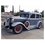 California Estate Sales/Auctions Newport BCH 1928 Hupmobile House Full