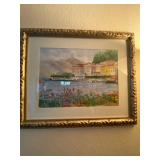 California Estate Sales and Auctions/ Luxury Watercolor Paintings Estate Sale