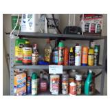 Cleaning, Garden Chemicals
