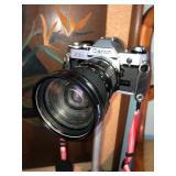 Canon AE1-Camera