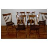 5 Arrowback Chairs