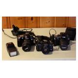 Canon & Nikon Cameras