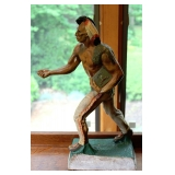Composition Counter Cigar Store Indian