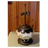 HP Pheasant Lamp