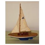 Seifert-Boot Pond Boat