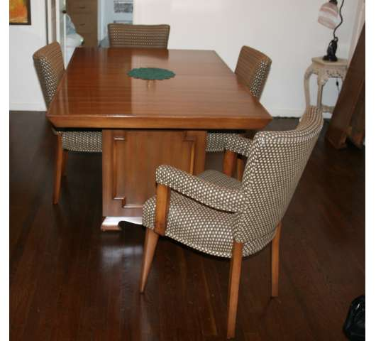 1948 Dining Room Set