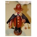 German Figural Incense Burner