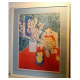 H. Matisse Lithograph