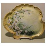 Hand Painted Austrian Tray