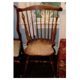 1 of 8 Windsor Style Side Chairs