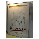 """Picasso Litho """"School of Paris Gallery"""""""