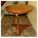 "27"" French Deco Style Table"