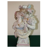 19C French Bisque Figurine