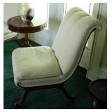 1 of 2 French Chairs