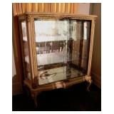 Venetian Display Case