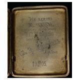 Inscription Inside Case