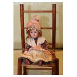 "French ""Eden"" Bebe Doll"