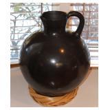 Unsigned Oversize Pottery Jug