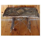 ADK Style Twig Table