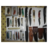 Household items, furniture, knives, mowers